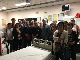 Fairfield Hospital Emergency Department visit