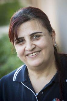 Asmaa Yousif - Kitchen Supervisor